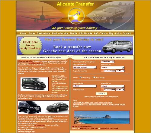 Alicante Transfer