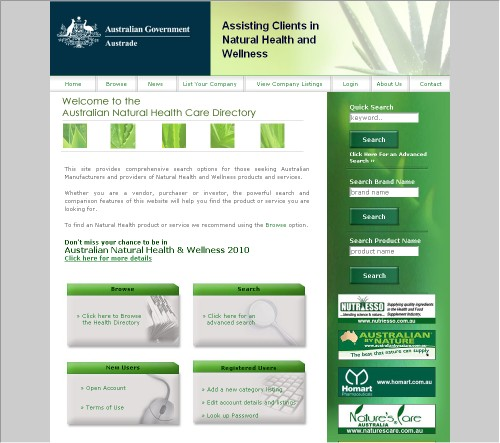 Australian Natural Health Care