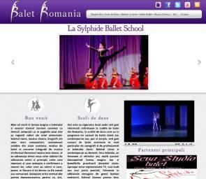 Balet Romania