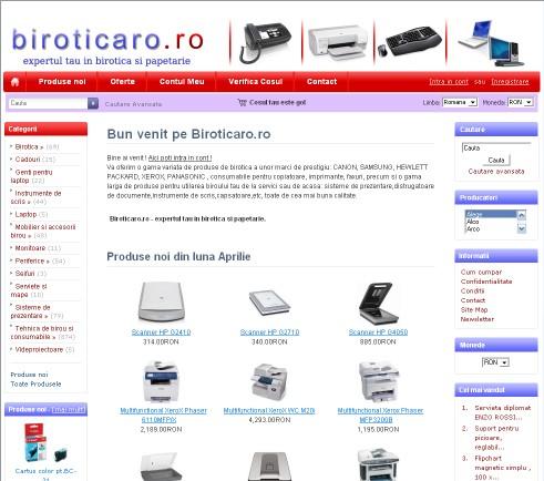 BiroticaRO