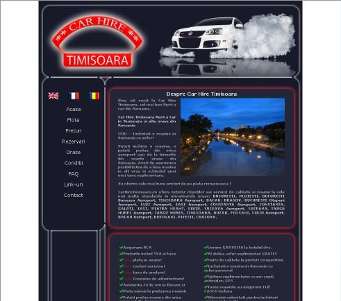 Car Hire Timisoara