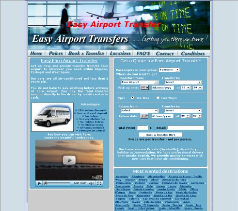 Easy Airport Transfers
