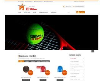 Magazin online WIlson - Premier Tennis