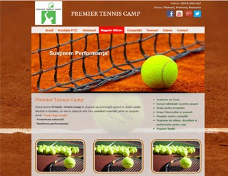 Clubul Sportiv Premier Tennis Camp