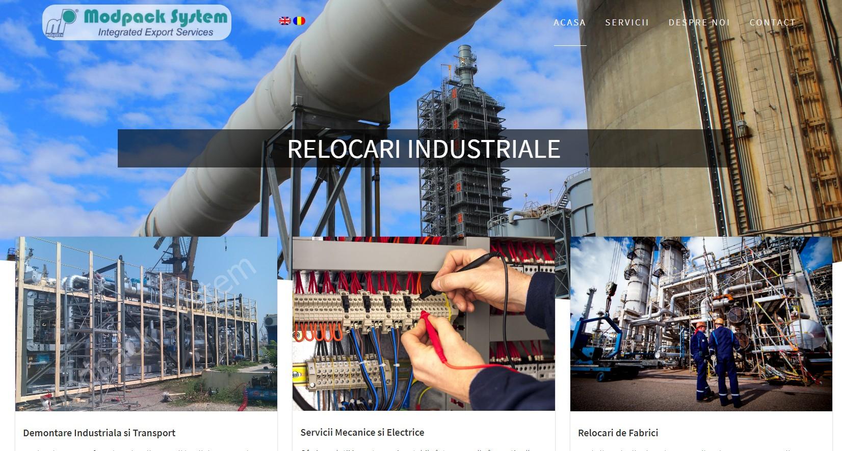 Relocari Industriale