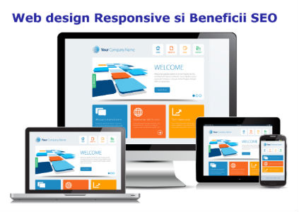 Ce este Web Design Responsive si Beneficii SEO.